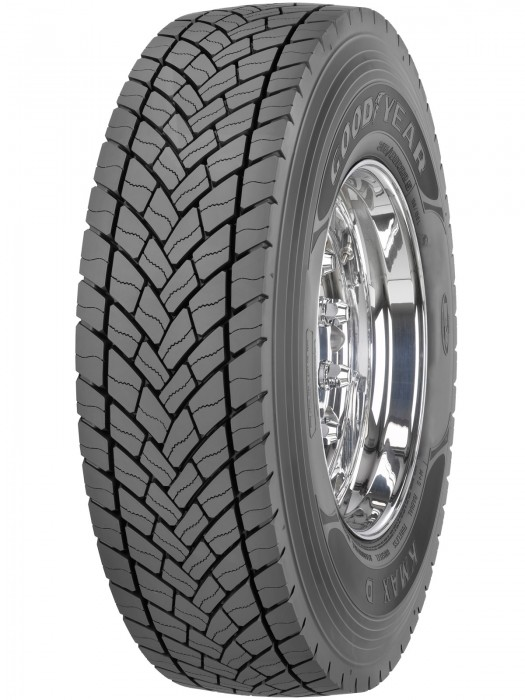 Kamionske gume / 295/60R22.5 KMAX D GY SG
